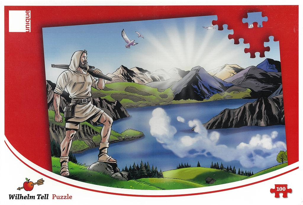 Puzzle Guillaume Tell 100 pces
