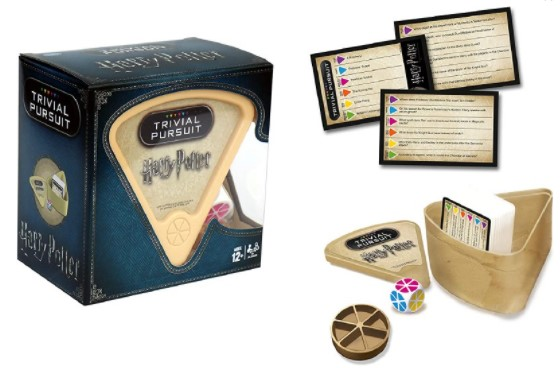 Trivial Pursuit de voyage Harry Potter (VF)