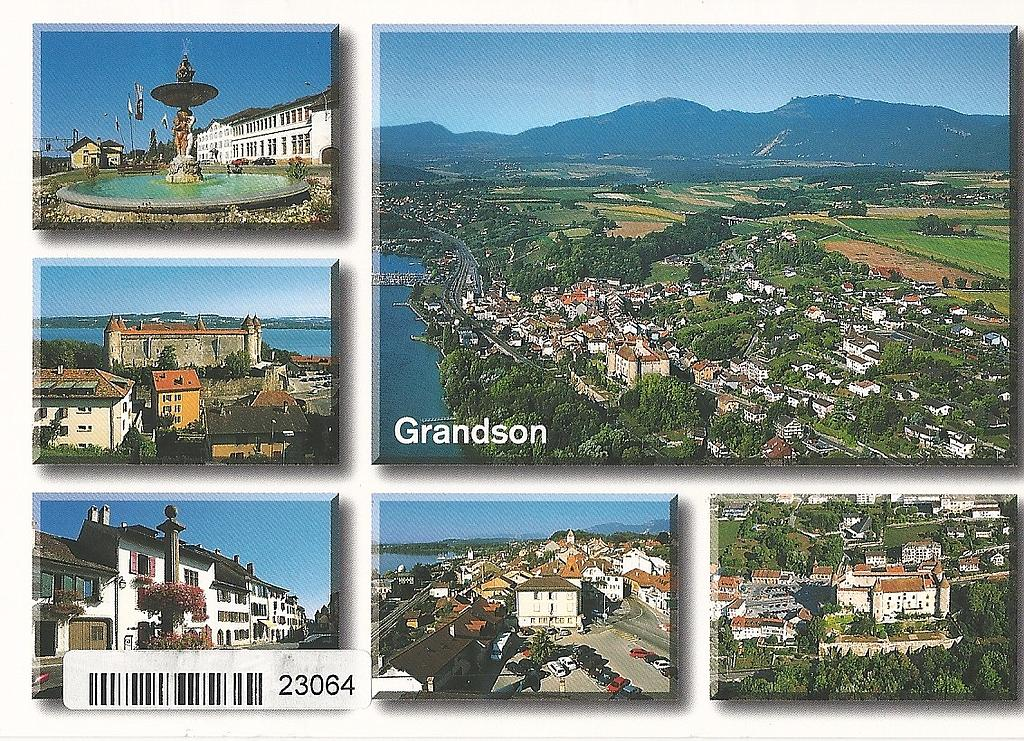 Postcards 23064 Grandson (VD)