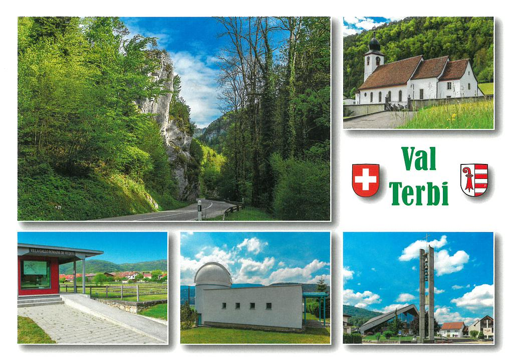 Postcards 28630 Val-Terbi, Vicques, Vermes
