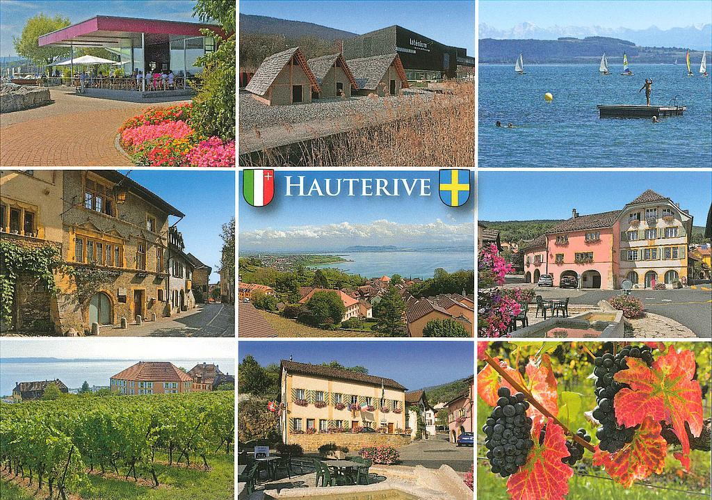 Postcards 27306 Hauterive