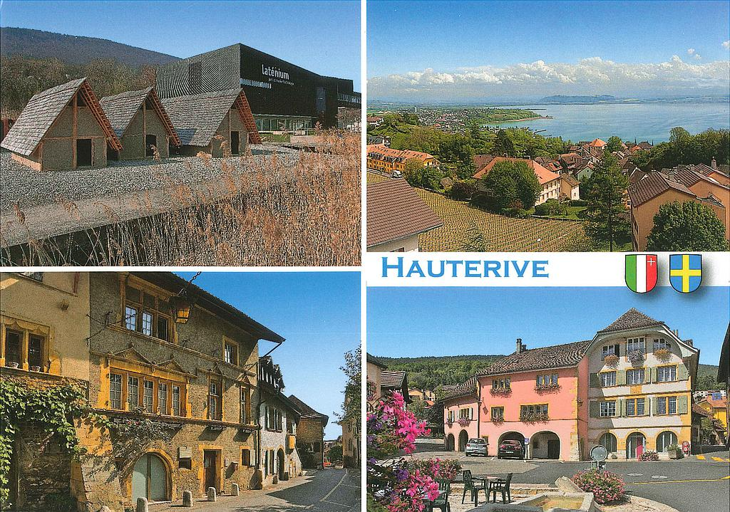 Postcards 27307 Hauterive