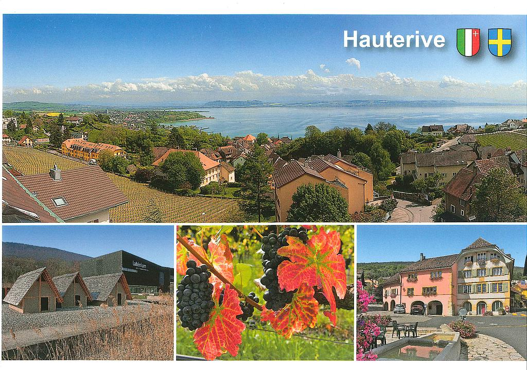 Postcards 27308 Hauterive