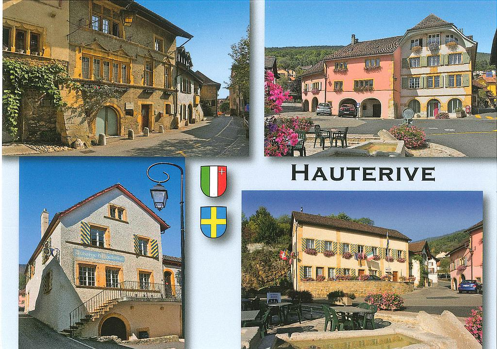 Postcards 27310 Hauterive