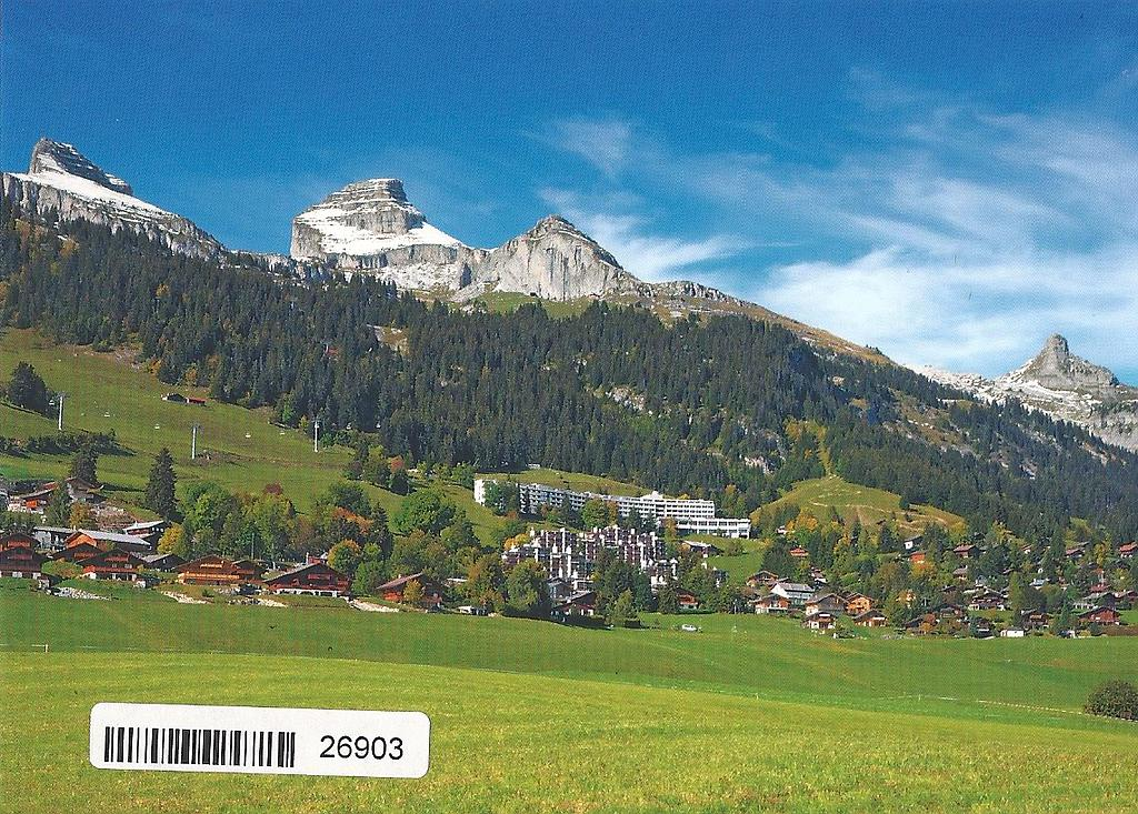 Postcards 26903 Leysin