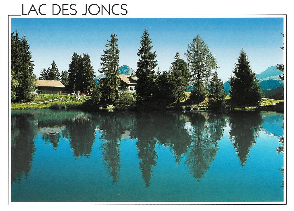 Postcards 23362 Lac des Joncs