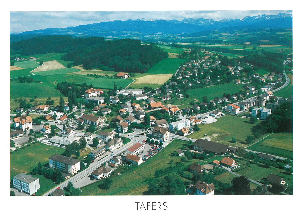 Postcards 04105 Tafers (Tavel)