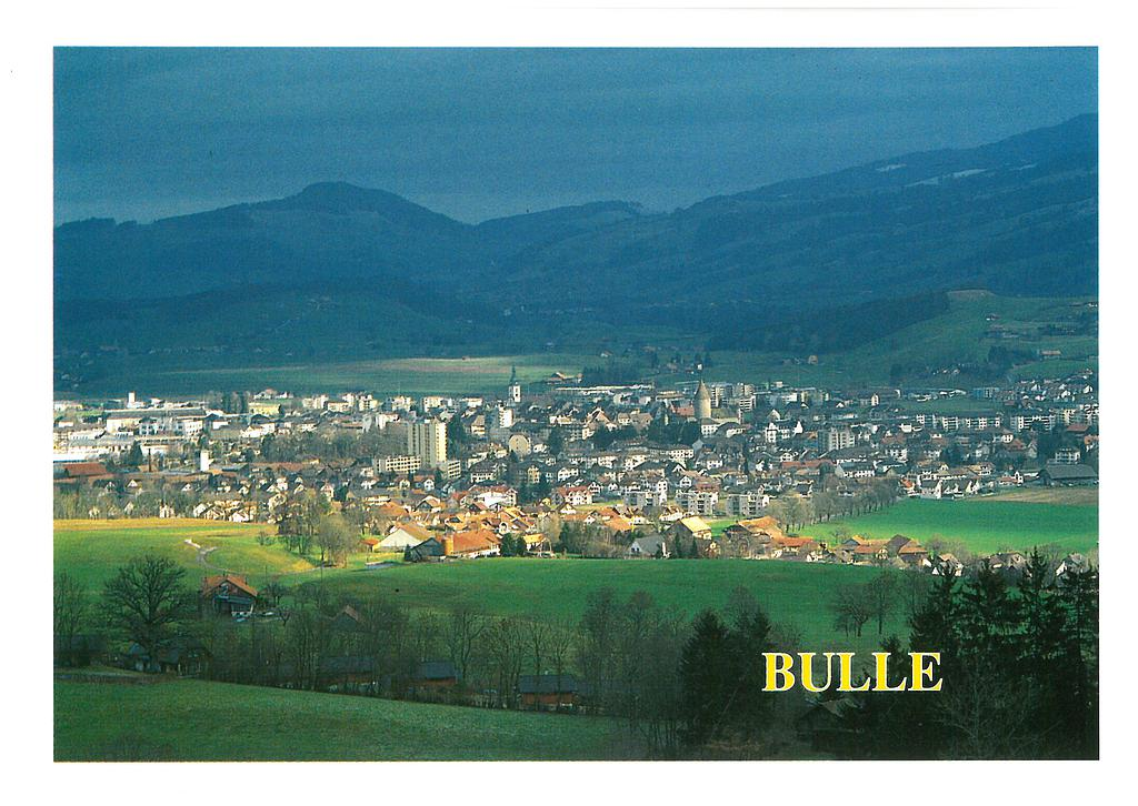 Postcards 03118 Bulle