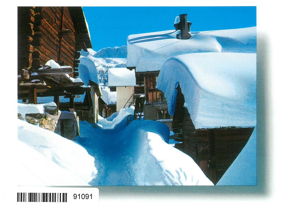 Postcards 91091 w Hiver